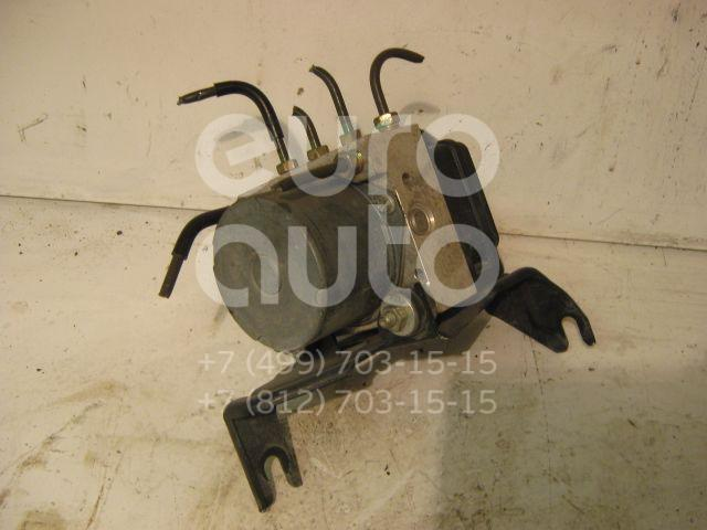 Блок ABS (насос) для Nissan Micra (K12E) 2002-2010 - Фото №1