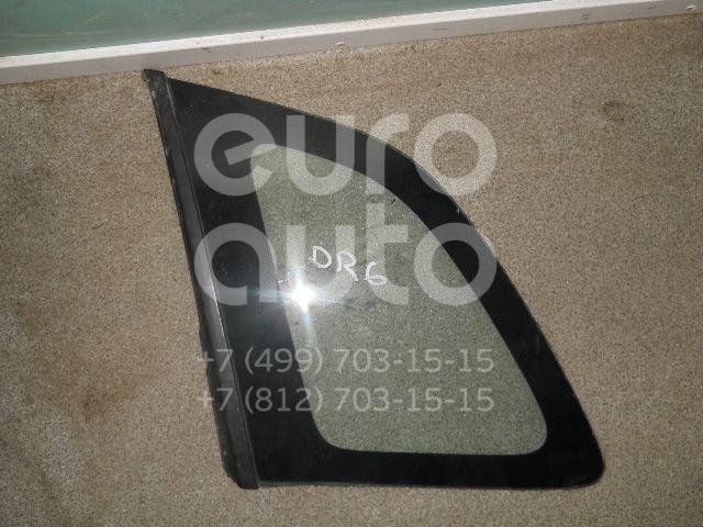 Стекло кузовное глухое левое для Suzuki Liana 2001-2007 - Фото №1