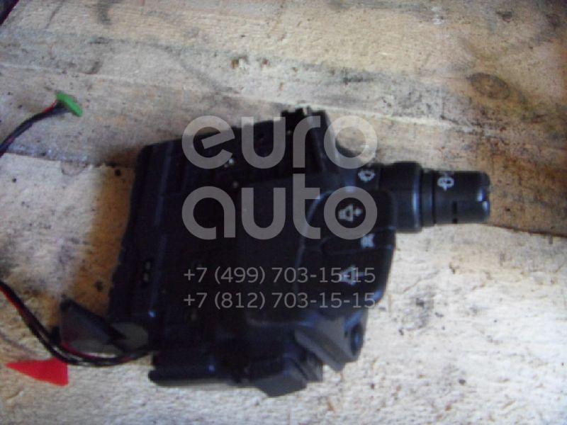 Переключатель стеклоочистителей для Renault Scenic 2003-2009 - Фото №1