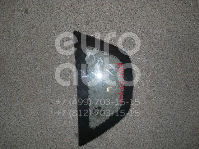 Стекло кузовное глухое левое для Chevrolet Aveo (T200) 2003-2008;Aveo (T250) 2005-2011 - Фото №1