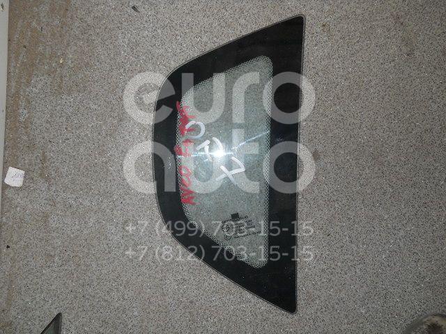 Стекло кузовное глухое правое для Chevrolet Aveo (T200) 2003-2008;Aveo (T250) 2005-2011 - Фото №1