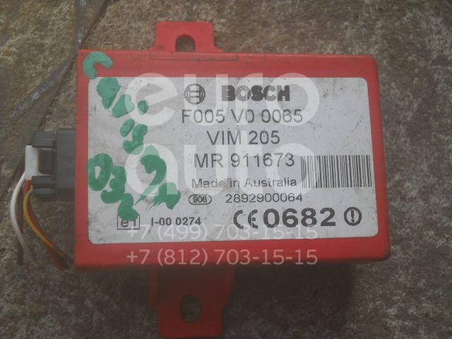 Блок электронный для Mitsubishi Carisma (DA) 1999-2003;Carisma (DA) 1995-1999 - Фото №1