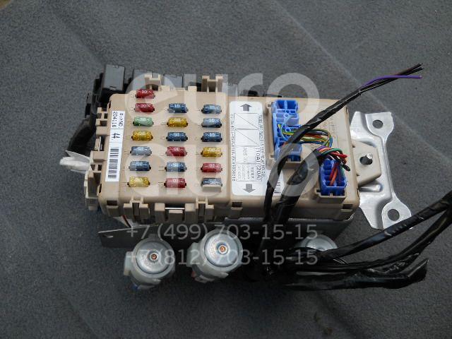 Блок предохранителей для Subaru Impreza (G11) 2000-2007 - Фото №1