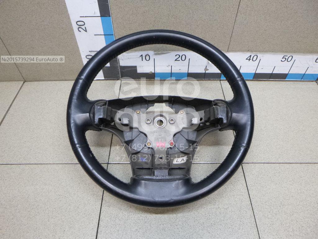 Рулевое колесо с AIR BAG для Kia Picanto 2004-2011 - Фото №1