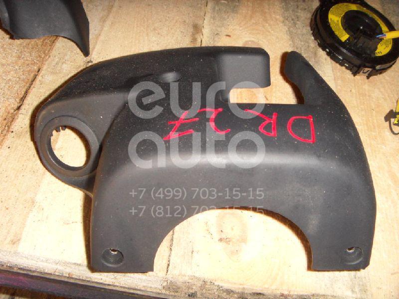 Кожух рулевой колонки нижний для Hyundai Getz 2002-2010 - Фото №1