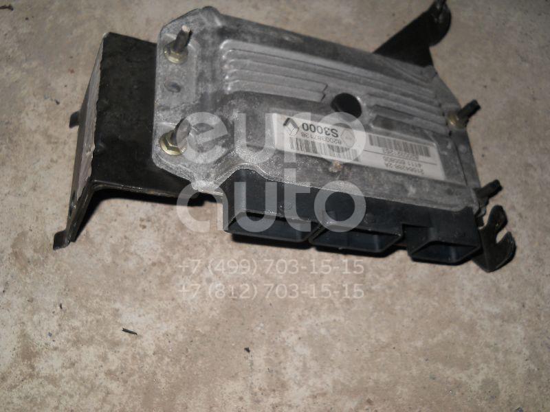 Блок управления двигателем для Renault Scenic II 2003-2009;Megane II 2003-2009 - Фото №1