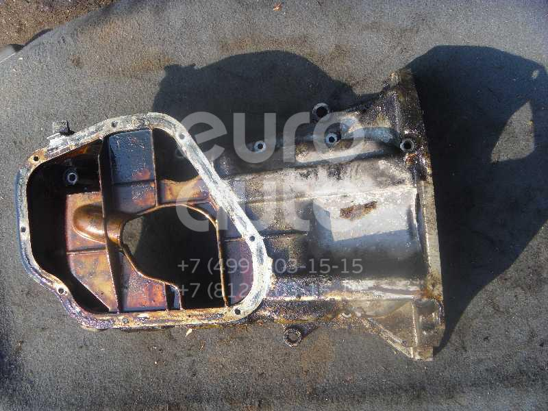 Поддон масляный двигателя для Nissan Micra (K12E) 2002>;Note (E11) 2006-2013 - Фото №1