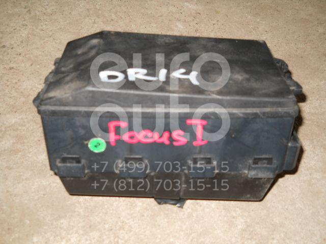 Блок предохранителей для Ford Focus I 1998-2005;Transit/Tourneo Connect 2002-2013 - Фото №1