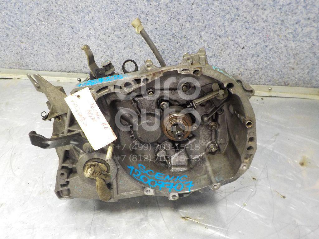 МКПП (механическая коробка переключения передач) для Renault Scenic II 2003-2009 - Фото №1
