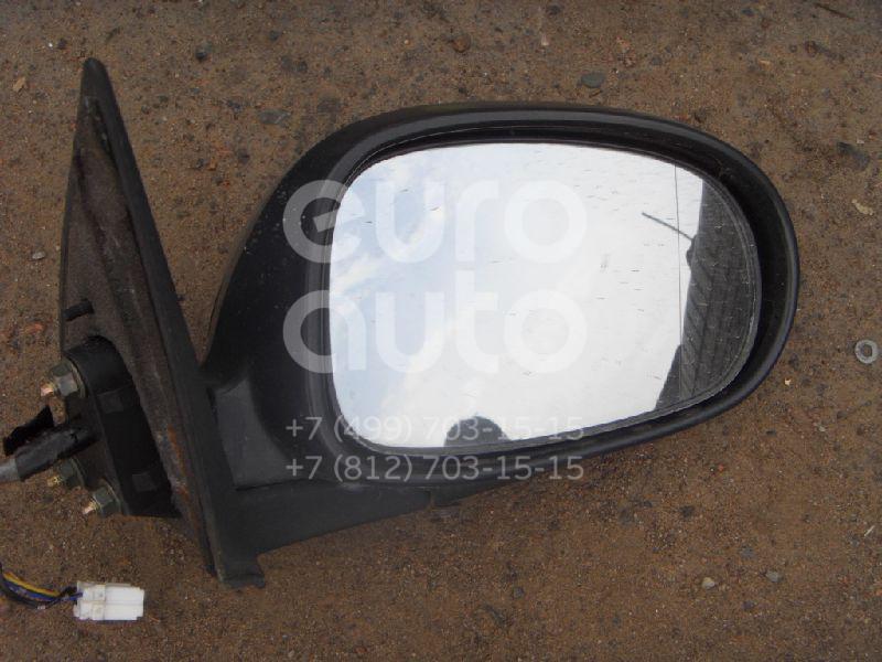 Зеркало правое электрическое для Nissan Maxima (A33) 2000-2005 - Фото №1