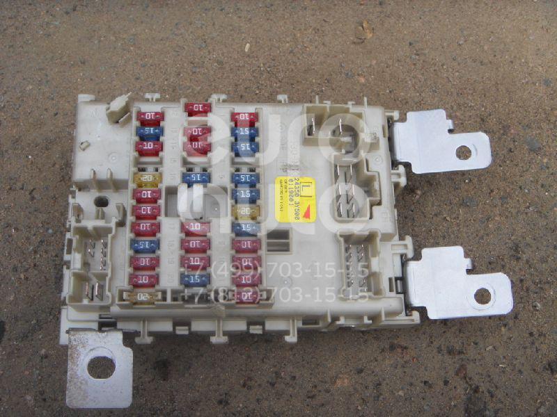 Блок предохранителей для Nissan Maxima (A33) 2000-2005 - Фото №1
