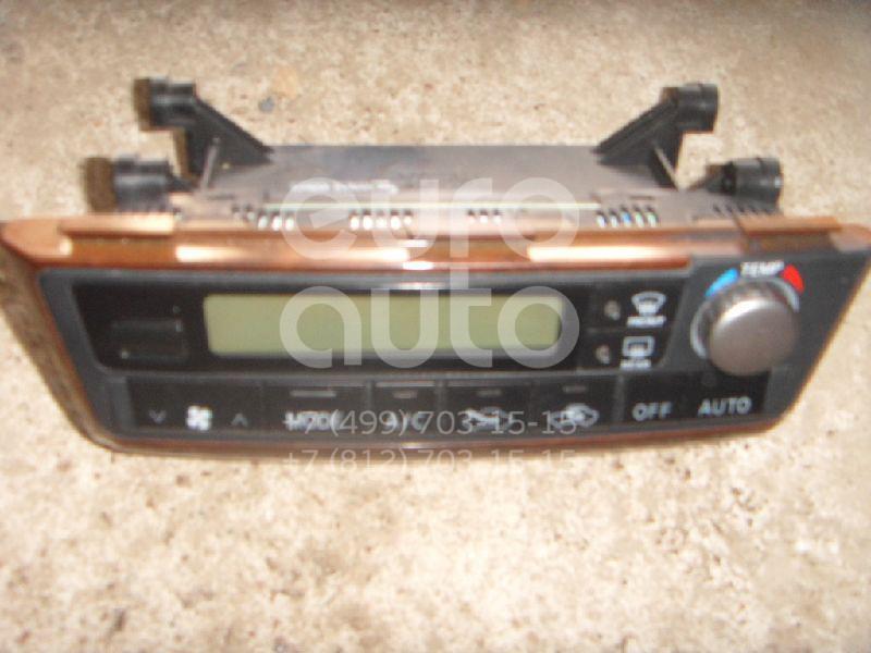 Блок управления климатической установкой для Nissan Maxima (A33) 2000-2005 - Фото №1
