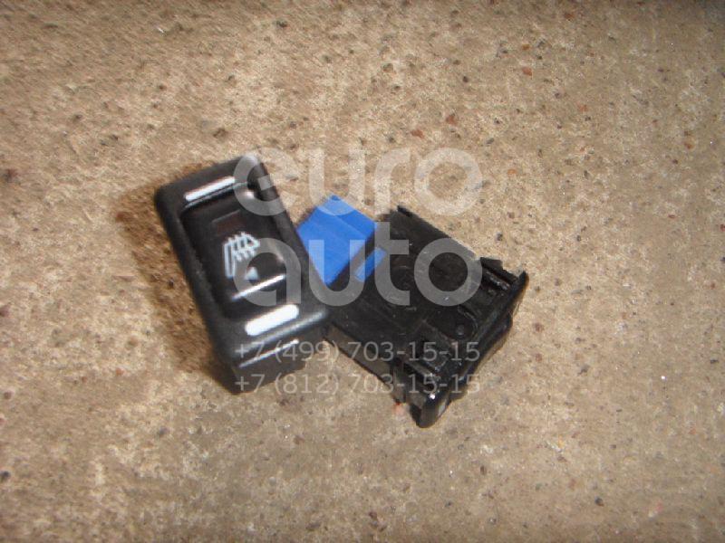 Кнопка обогрева сидений для Nissan Maxima (A33) 2000-2005;Almera N15 1995-2000;Maxima (A32) 1994-2000;Patrol (Y61) 1997-2009;Sunny N14 1990-1995;Terrano II /Pathfinder (R50) 1996-2004;Terrano I /Pathfinder (WD21) 1987-1996;Almera N16 2000-2006 - Фото №1