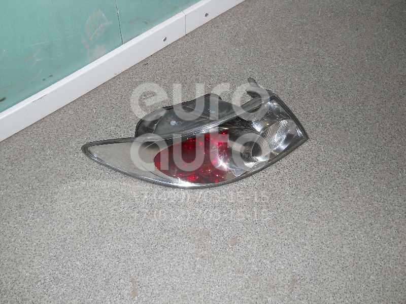 Фонарь задний наружный левый для Mazda Mazda 6 (GG) 2002-2007 - Фото №1