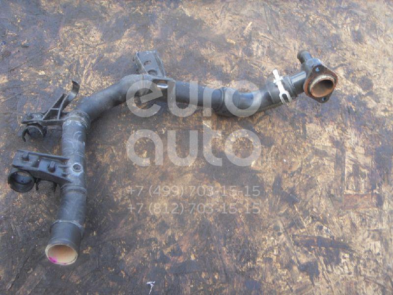Трубка пластиковая для Peugeot 307 2001-2007 - Фото №1