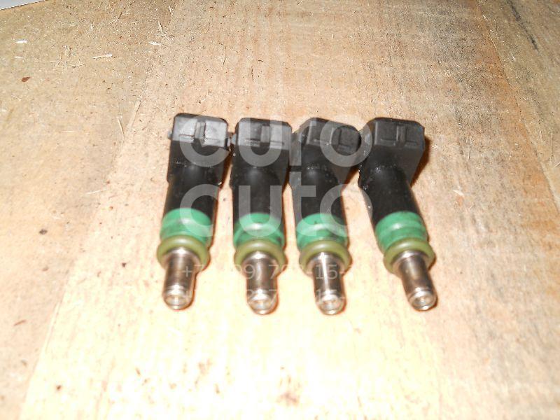 Форсунка инжекторная электрическая для Ford Fusion 2002-2012;Focus II 2005-2008;Fiesta 1995-2000;Puma 1997-2002;C-MAX 2003-2011;Focus I 1998-2005;Fiesta 2001-2008;Mondeo IV 2007-2015;Focus II 2008-2011;Fiesta 2008>;B-MAX 2012> - Фото №1
