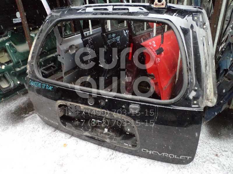 Дверь багажника для Chevrolet Trail Blazer 2001-2012 - Фото №1