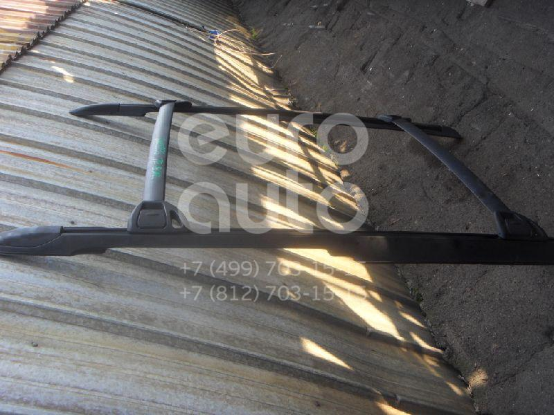 К-кт рейлингов (планки на крышу) для Chevrolet Trail Blazer 2001-2010 - Фото №1