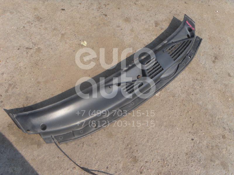 Решетка стеклооч. (планка под лобовое стекло) для Chevrolet Trail Blazer 2001-2010 - Фото №1