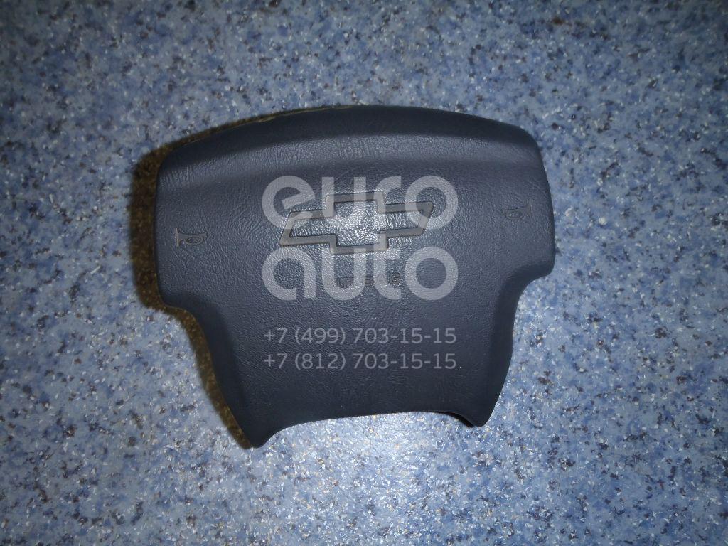 Подушка безопасности в рулевое колесо для Chevrolet Trail Blazer 2001-2012 - Фото №1