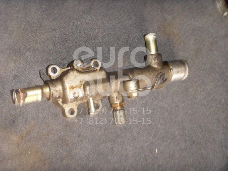 Фланец двигателя системы охлаждения для Mazda 323 (BJ) 1998-2002 - Фото №1
