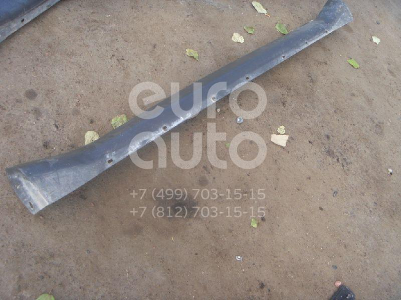 Накладка на порог (наружная) для Chevrolet Trail Blazer 2001-2012 - Фото №1