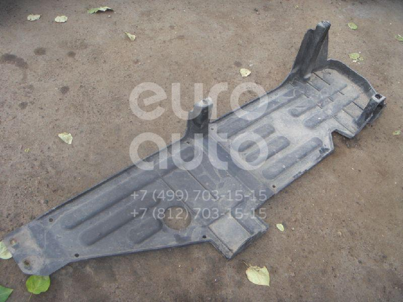 Защита топливного бака для Chevrolet Trail Blazer 2001-2012 - Фото №1