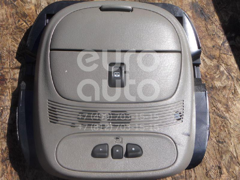 Очечник для Chevrolet Trail Blazer 2001-2010 - Фото №1