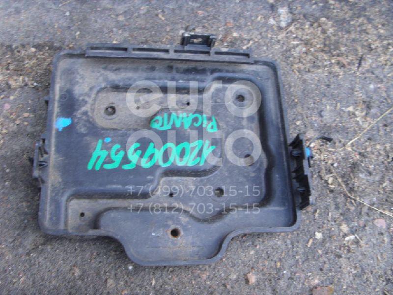 Крепление АКБ (корпус/подставка) для Kia Picanto 2004-2011 - Фото №1