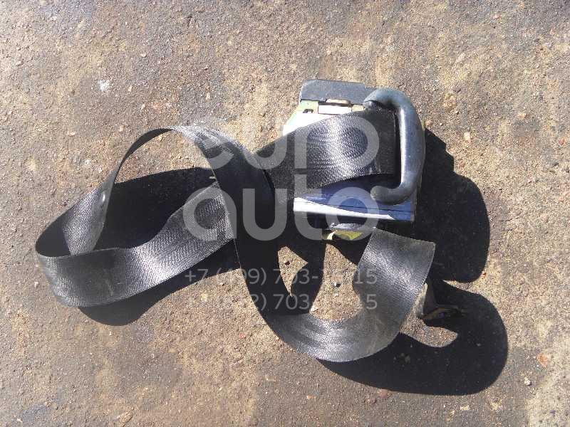 Ремень безопасности с пиропатроном для Skoda Fabia 1999-2006 - Фото №1