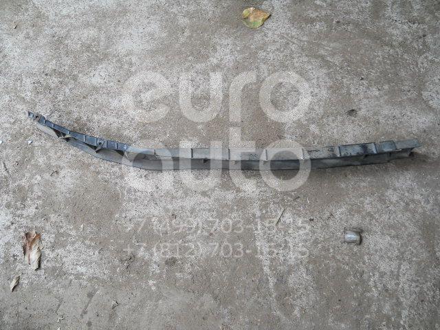 Направляющая заднего бампера правая для Skoda Fabia 1999-2007 - Фото №1