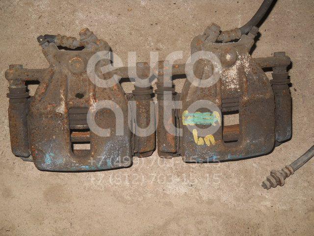 Суппорт передний левый для Nissan Micra (K12E) 2002-2010 - Фото №1