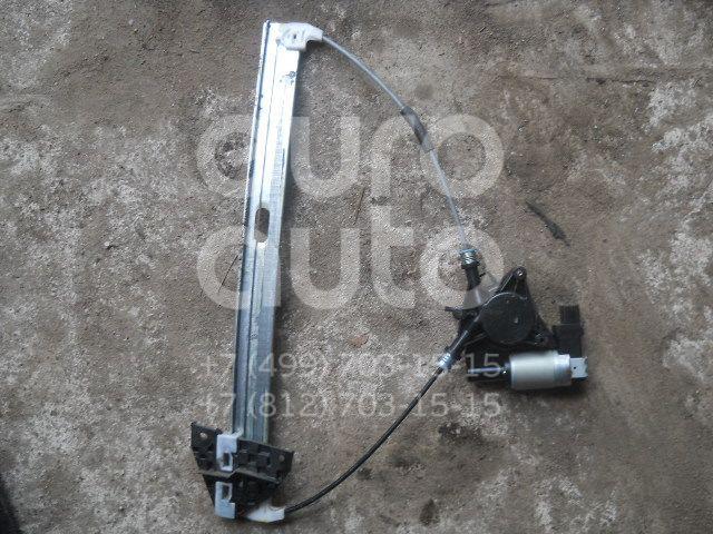 Стеклоподъемник электр. передний правый для Mazda Mazda 6 (GG) 2002-2007 - Фото №1