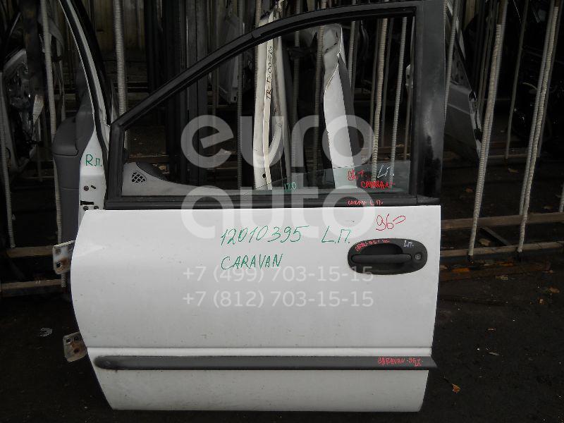 Дверь передняя левая для Chrysler Voyager/Caravan 1996-2001 - Фото №1