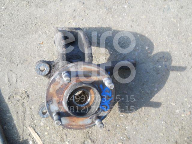Кулак поворотный передний левый для Ford Fusion 2002-2012 - Фото №1