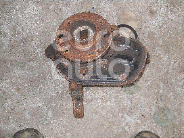 Кулак поворотный передний левый для Opel Meriva 2003-2010 - Фото №1