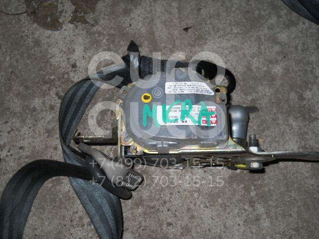 Ремень безопасности с пиропатроном для Nissan Micra (K12E) 2002-2010 - Фото №1