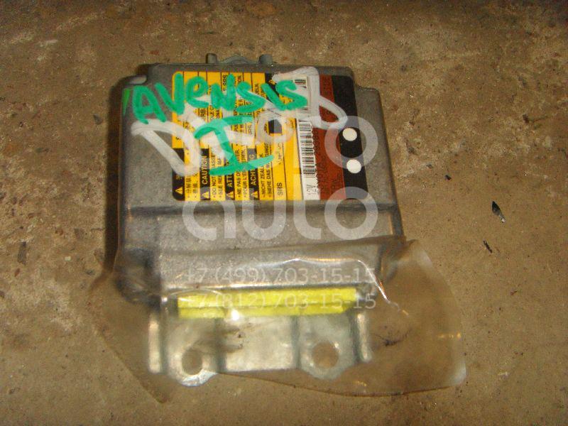 Блок управления AIR BAG для Toyota Avensis I 1997-2003 - Фото №1