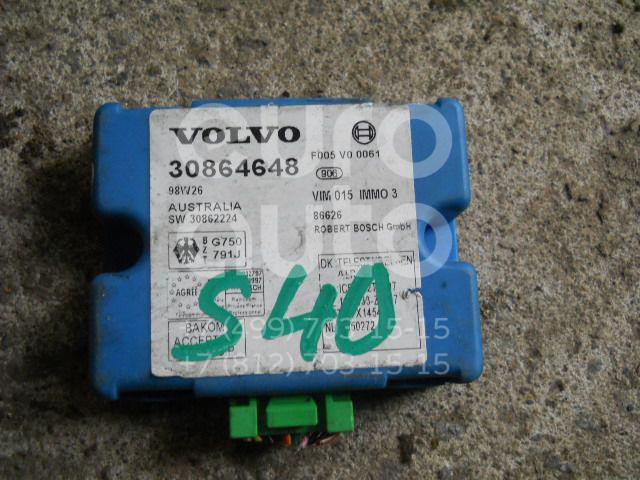 Блок электронный для Volvo S40 1998-2001 - Фото №1