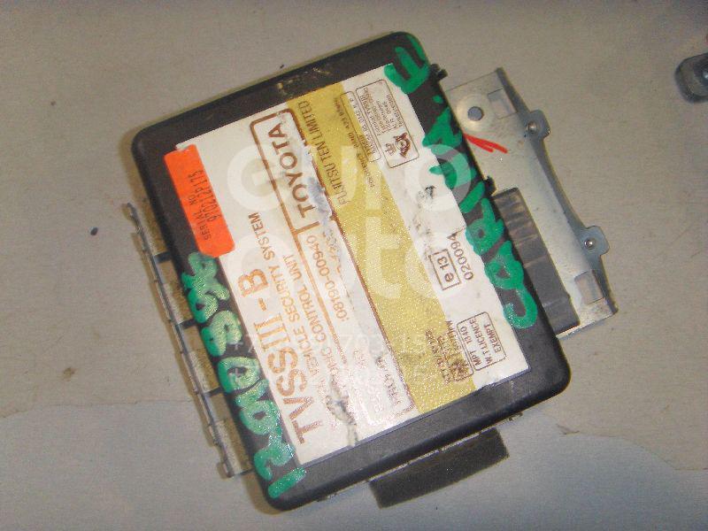 Блок электронный для Toyota Carina E 1992-1997;Land Cruiser (90)-Prado 1996-2002;Camry V20 1996-2001 - Фото №1