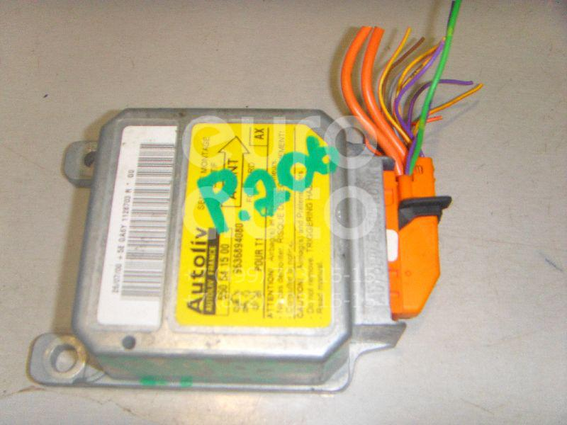 Блок управления AIR BAG для Peugeot 206 1998-2012 - Фото №1