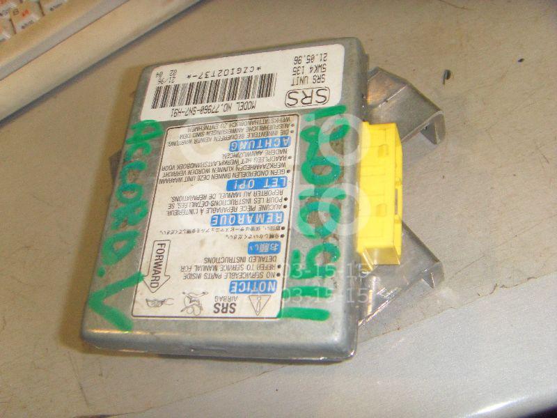 Блок управления AIR BAG для Honda Accord V 1996-1998 - Фото №1