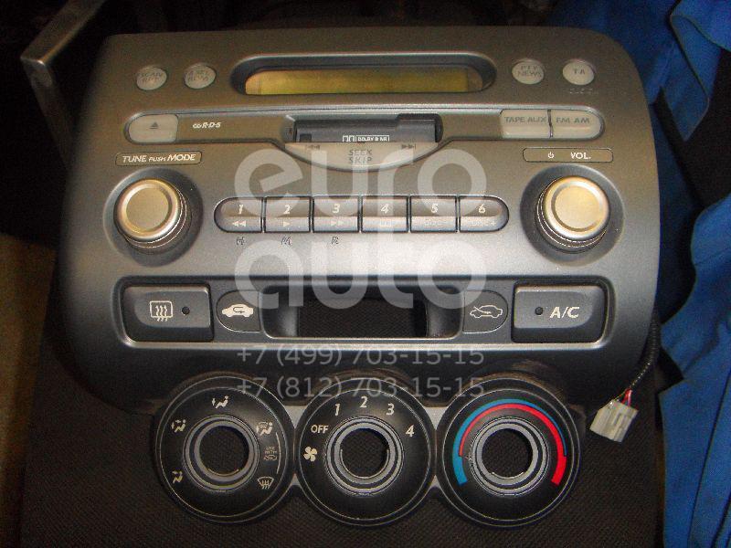 Магнитола для Honda Jazz 2002-2008 - Фото №1