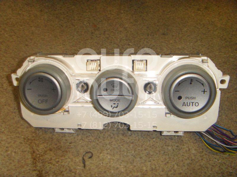 Блок управления климатической установкой для Mazda Mazda 6 (GG) 2002-2007 - Фото №1