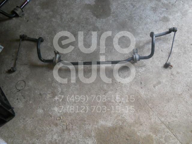 Стабилизатор передний для Nissan Micra (K12E) 2002-2010 - Фото №1