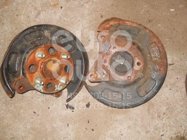 Ступица задняя для Hyundai Picanto 2005-2011;Getz 2002-2010;RIO 2005-2011;Verna/Accent III 2006-2010;i20 2008>;i10 2007> - Фото №1