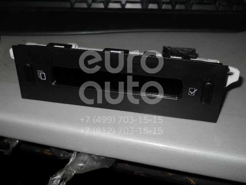 Дисплей информационный для Citroen,Peugeot Berlingo(FIRST) (M59) 2002-2012;Partner (M59) 2002-2010 - Фото №1