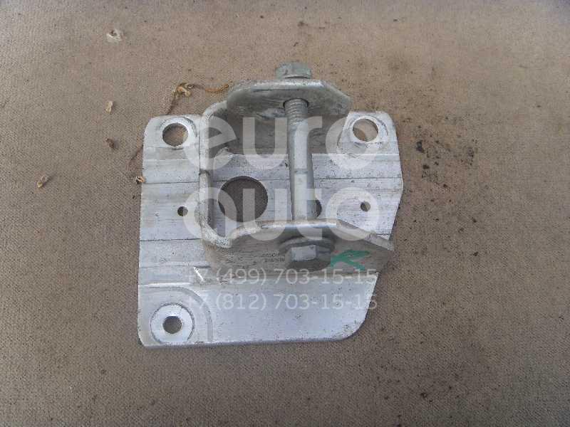 Кронштейн усилителя заднего бампера правый для Renault Scenic 2003-2009 - Фото №1