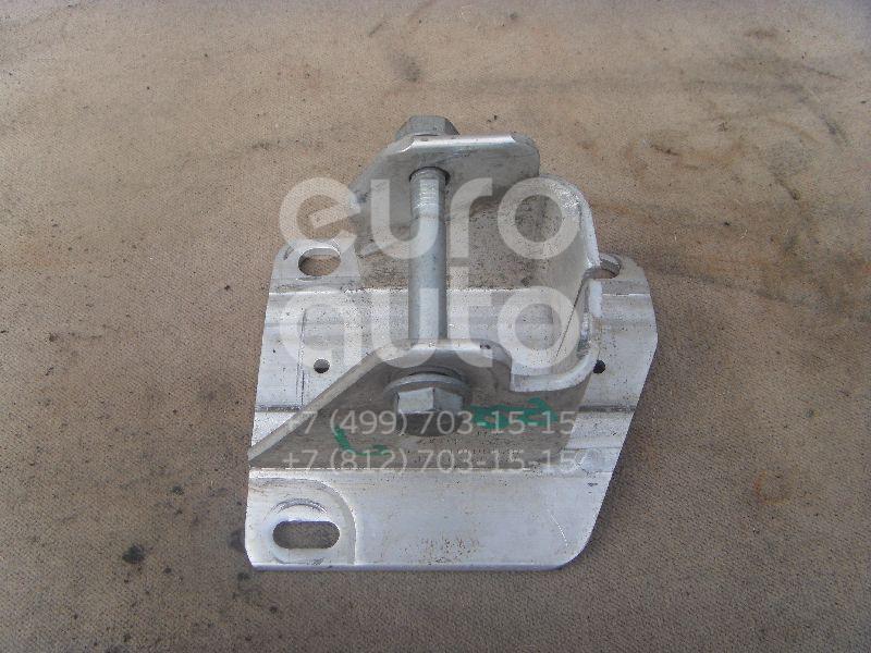 Кронштейн усилителя заднего бампера левый для Renault Scenic 2003-2009 - Фото №1