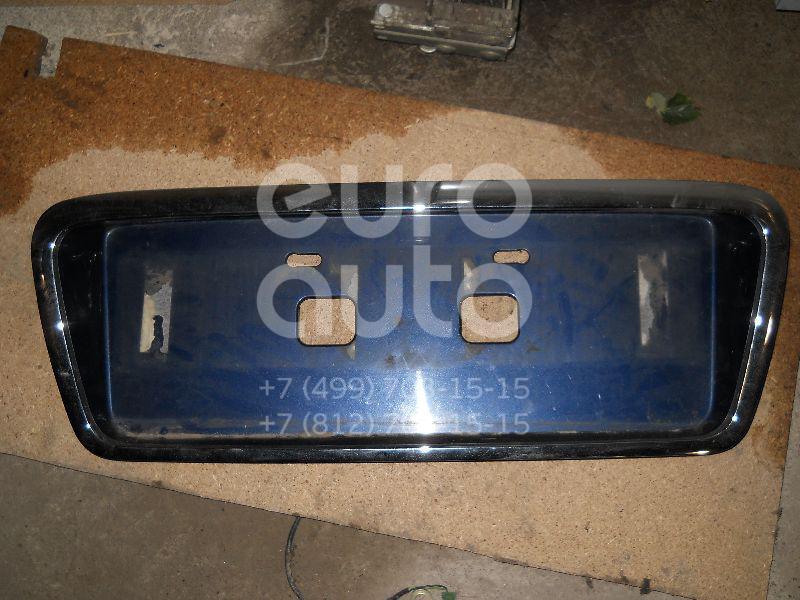 Накладка крышки багажника для Hyundai Sonata IV (EF)/ Sonata Tagaz 2001-2012 - Фото №1
